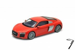 Audi R8 V10 rouge V10 rouge 1/18