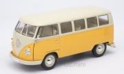 Volkswagen . bus jaune 1/18