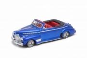 Chevrolet . Deluxe bleu 1/24