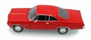 Chevrolet . SS 396 rouge 1/24