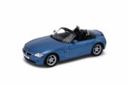 BMW . cabriolet bleu métallisé 1/24