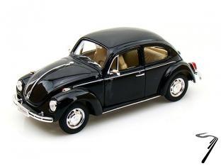 Volkswagen . noir 1/24