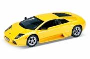 Lamborghini Murcielago jaune jaune 1/24