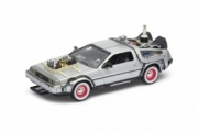 De Lorean . Back to the Future III 1/24