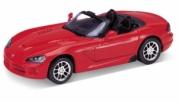 Dodge Viper SRT10 red SRT10 red 1/24