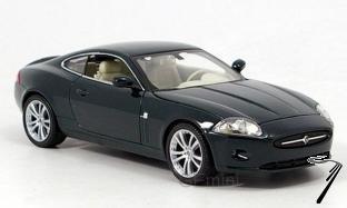 Jaguar XK150 vert métal Vert metal 1/24