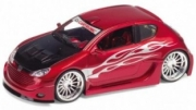 Peugeot 206 couleurs variables  1/24