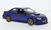Subaru Impreza WRX STI bleu WRX STI bleu 1/24