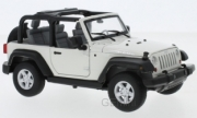 Jeep . Rubicon blanche 1/24