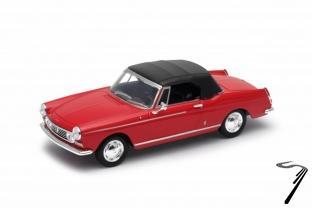 Peugeot . softtop couleurs variables 1/24