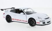 Porsche 911 (997) GT3 RS blanc (997) GT3 RS blanc 1/24
