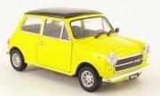 Mini . 1300 jaune / noire 1/24
