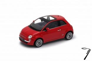 Fiat . rouge 1/24