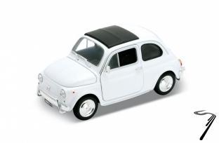 Fiat . blanc 1/24