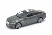 Jaguar XJ metallic grey metallic grey 1/24