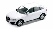 Audi . blanc 1/24