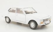 Peugeot . blanche 1/24