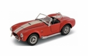 Shelby . 427 SC red/white 1/24