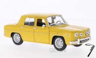 Renault . Gordini jaune 1/24