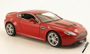 Aston Martin V12 Vantage rouge métallisé Vantage rouge métallisé 1/24