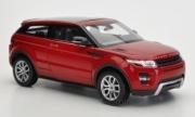 Land Rover . Evoque rouge métallisé 1/24