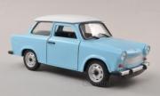 Trabant . blue/white 1/24