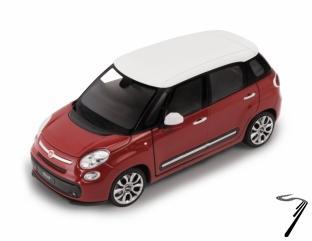 Fiat . L rouge 1/24