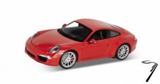 Porsche 911 (991) Carrera S rouge (991) Carrera S rouge 1/24