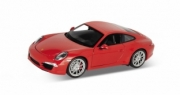 Porsche 911 (991) Carrera S red (991) Carrera S red 1/24