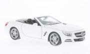 Mercedes . 500 (R231) convertible white 1/24