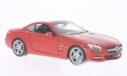 Mercedes . 500 (R231) hard top rouge 1/24