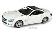 Mercedes SL500 Hard Top Blanc Hard Top Blanc 1/24