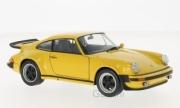 Porsche 911 Turbo 3.0 jaune Turbo 3.0 jaune 1/24