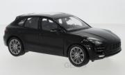 Porsche . Turbo, Noire  1/24