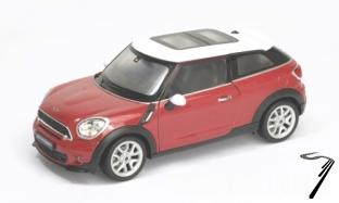 Mini . S Paceman rouge 1/24