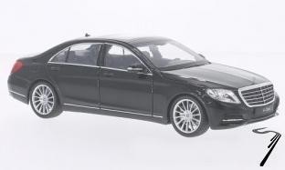 Mercedes . (W222) noir 1/24