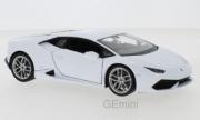 Lamborghini Huracan LP 610-4 blanche LP 610-4, Blanche 1/24