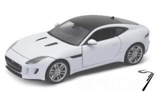 Jaguar . blanc 1/24