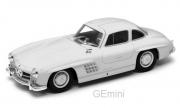 Mercedes 300 SL (W198) blanche SL (W198) blanche 1/24