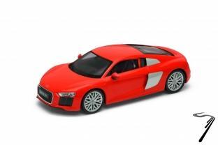 Audi R8 V10 rouge V10 rouge 1/24