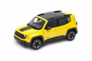 Jeep . Trailhawk jaune 1/24