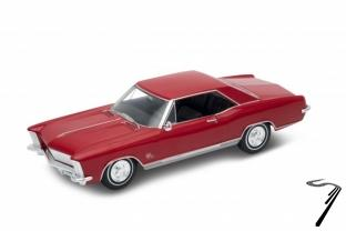 Buick . Grand Sport rouge 1/24