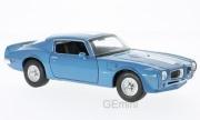 Pontiac . Trans Bleu 1/24