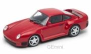 Porsche 959 rouge Rouge 1/24