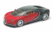 Bugatti Chiron rouge rouge 1/24