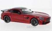 Mercedes AMG GT R rouge GT R rouge 1/24