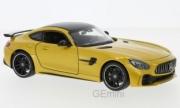 Mercedes AMG GT R jaune GT R jaune 1/24
