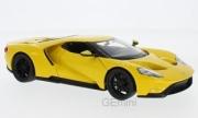 Ford GT jaune jaune 1/24