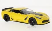 Chevrolet Corvette Z06 jaune Z06 jaune 1/24