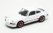 Porsche 911 Carrera RS 2.7 blanche / rouge Carrera RS 2.7 blanche / rouge 1/24
